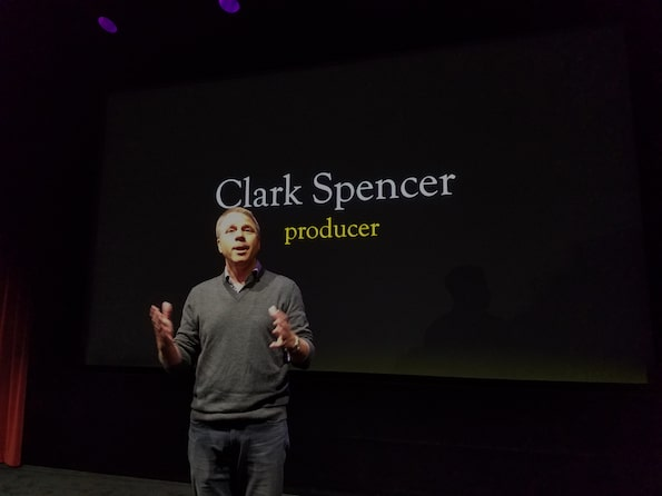 clark spencer zootopia producer
