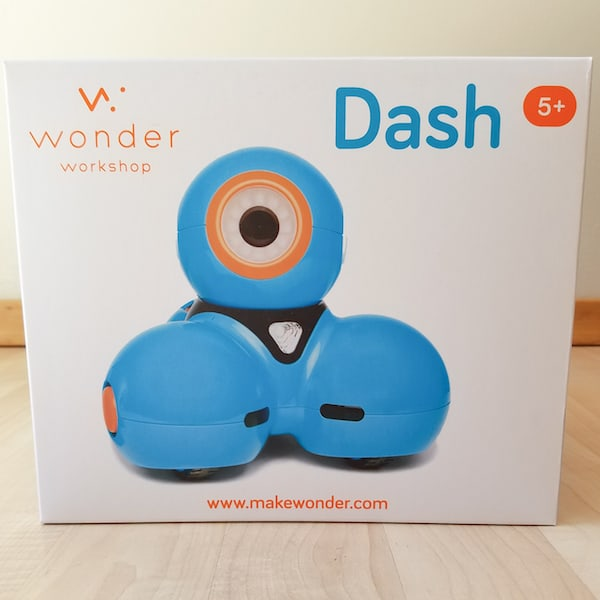 dash robot review