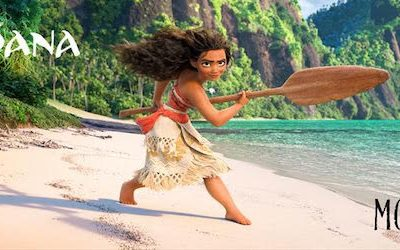 New Trailer, TV Spot and Pictures From Disney's MOANA! #Moana