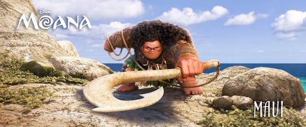 Disney moana still the rock