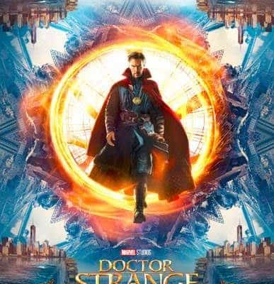 New Trailer and Poster for Marvel's DOCTOR STRANGE #DoctorStrange #DrStrange