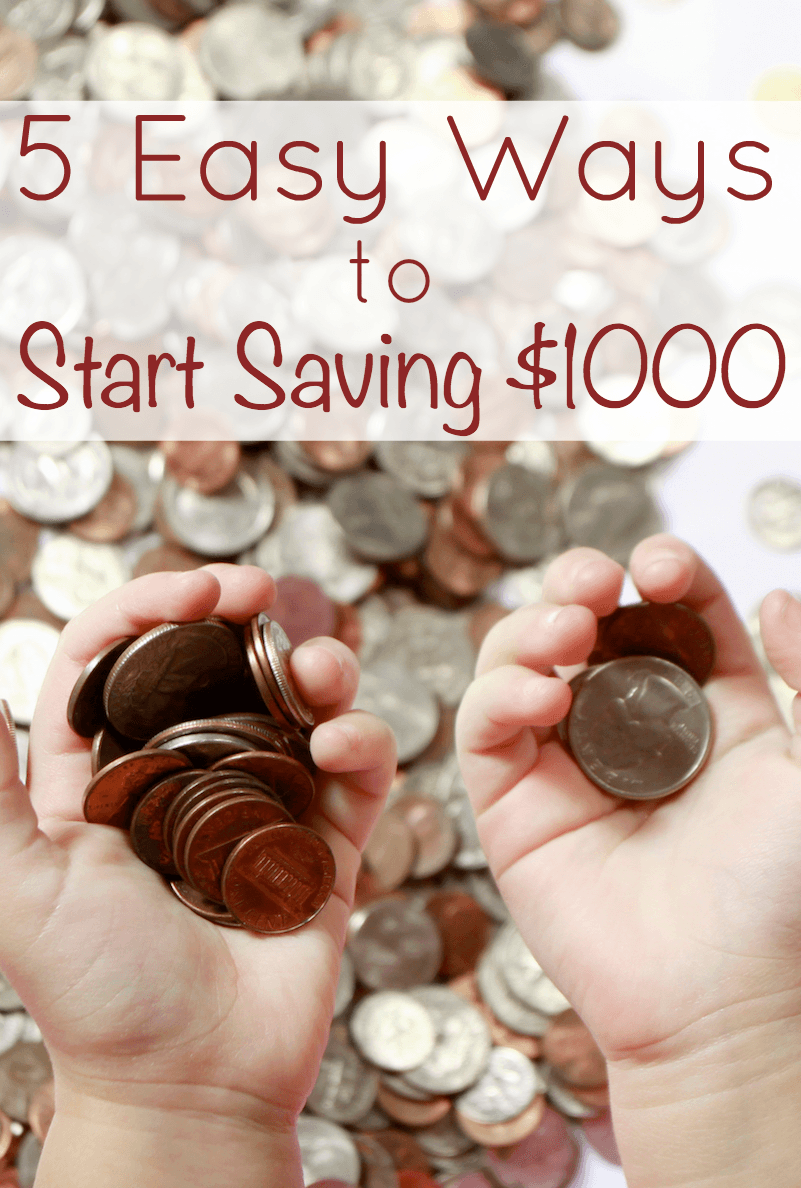 easily save money