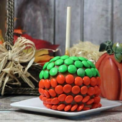 How to Make Hand-Dipped and Decorated Caramel Apples