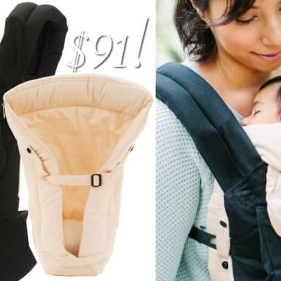 amazing ergobaby baby carrier