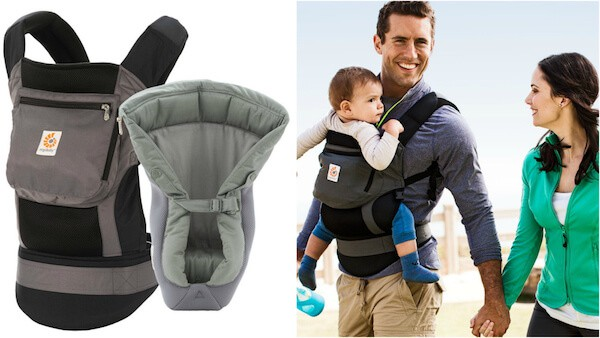 lowest price for ergobaby