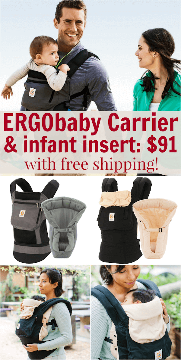 ergobaby deals