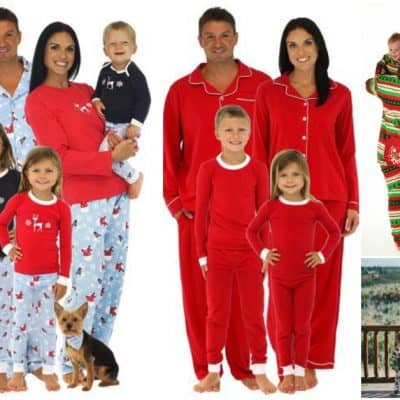 family christmas pjs