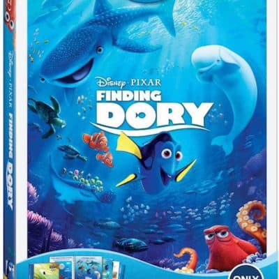 FINDING DORY Now on Blu-ray + DIY Tutorials for Disney Finding Dory Costumes #FindingDoryBluray