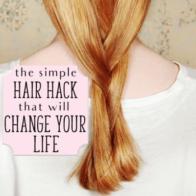hair hack to change life