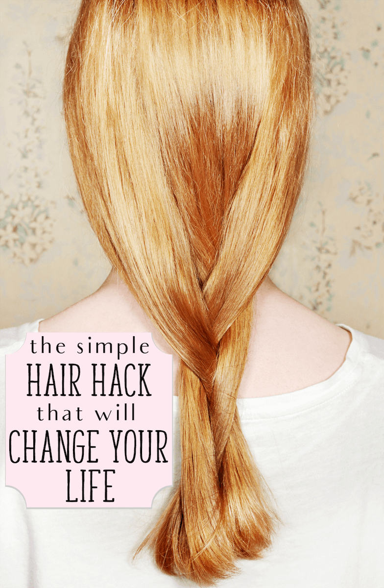 hair hack that will change your life
