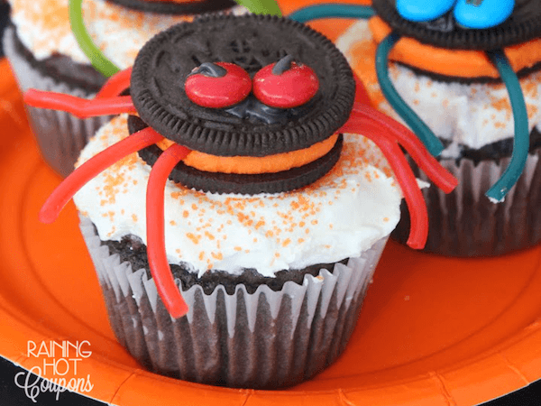halloween cupcake ideas oreo stuffed