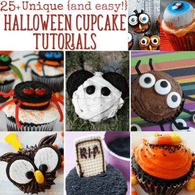 Halloween cupcake ideas tutorials