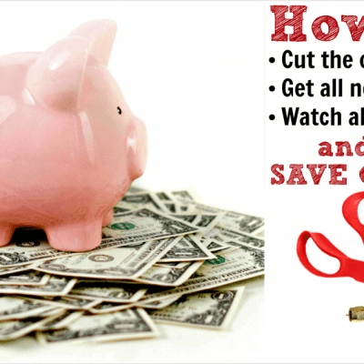 How to Cut the Cable Cord, Watch Your Favorite Shows and Still Save $600!