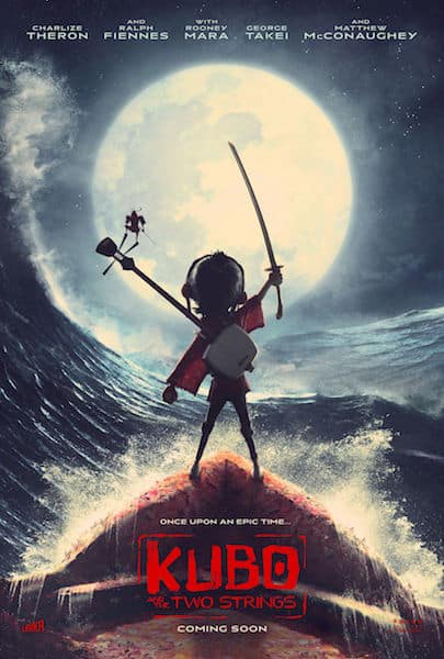 Kubo and the Two Strings secrets