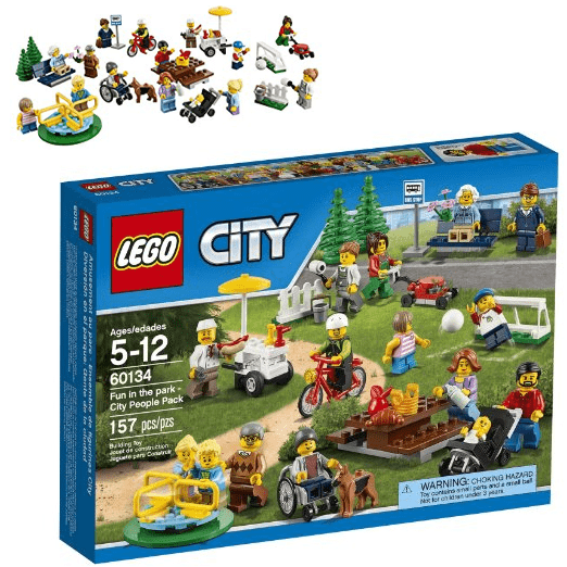 LEGO 60134 Fun in the park - City People Pack Building Kit