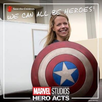 Donate for Free: $5 to Save The Children With Marvel Studios Hero Acts