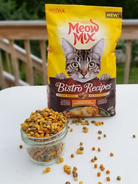 meow mix bistro recipe review