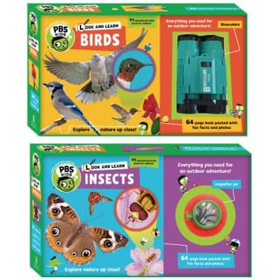 pbs kids look and learn kits