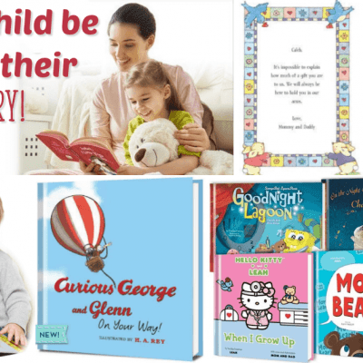 How to Make a Personalized Children's Book for an Amazing Gift