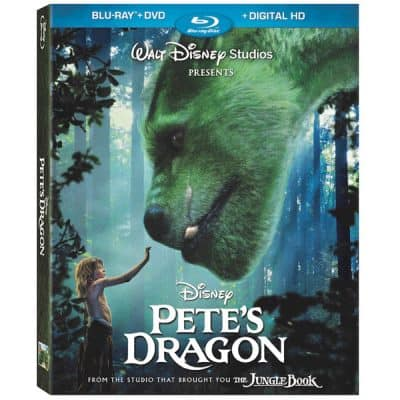 pete's dragon blu ray dvd