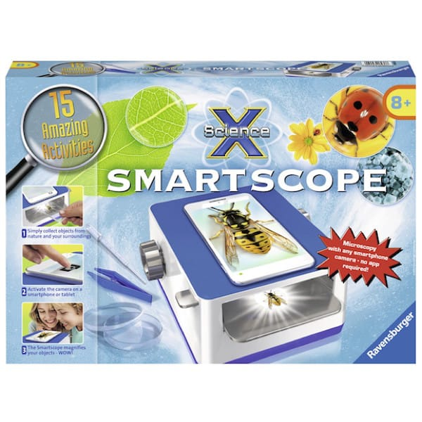 ravensburger science x smartscope review
