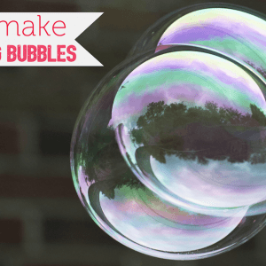 super strong bubbles
