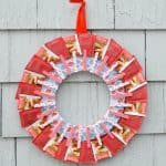 How to Make a DIY Tea Bag Wreath