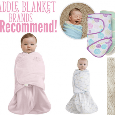 Ask the Readers: What Do You Use to Swaddle Your Baby?