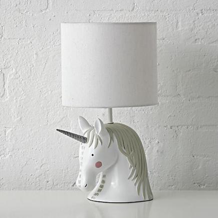 Unicorn Bedside Lamp