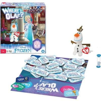 Where's olaf game review