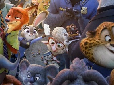Animating Animals: An Interview with ZOOTOPIA's Renato dos Anjos and Chad Sellers #ZootopiaBluray