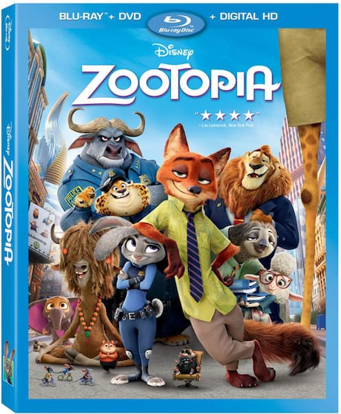 hidden mickeys zootopia blu ray